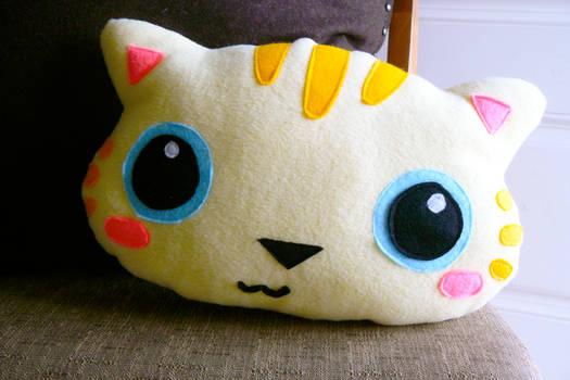 Bright Eyed Cat