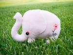 Adeline the Pink Elephant
