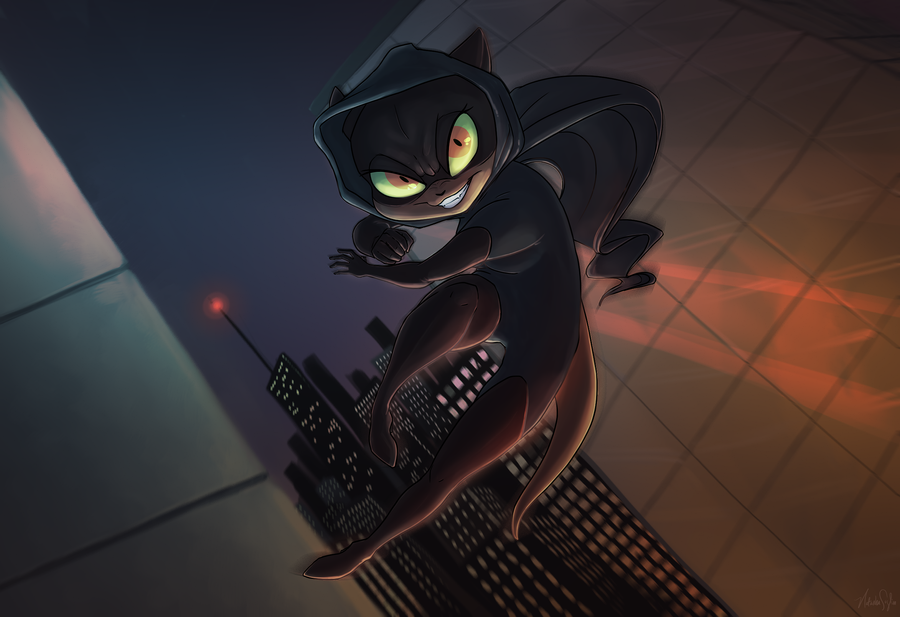Bulletproof by Lachtaube