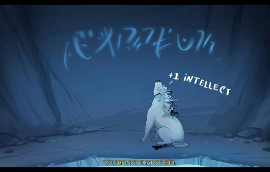 [WT] - Heidi Gains +1 Intellect