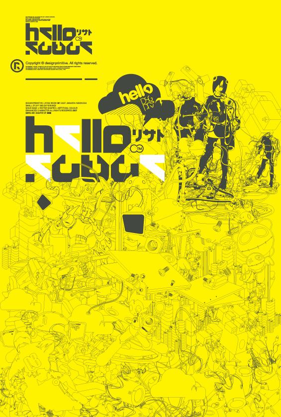 hello futur by designprimitive