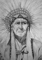 Indian by Hrbitovanda