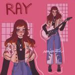 Ray/new oc/