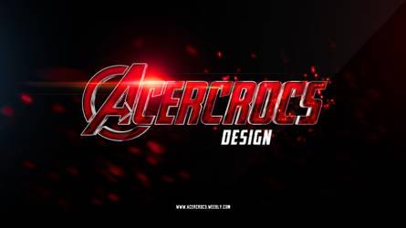 Acercrocs Design Wallpaper by acercrocs
