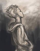 breathe-sketch by nadjasimon