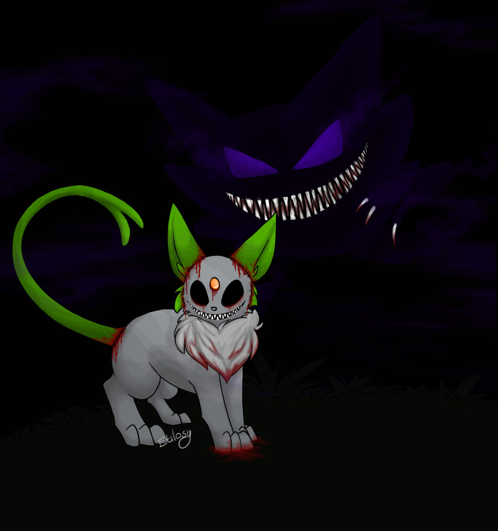 a haunting in lavender town by etilosy on deviantart