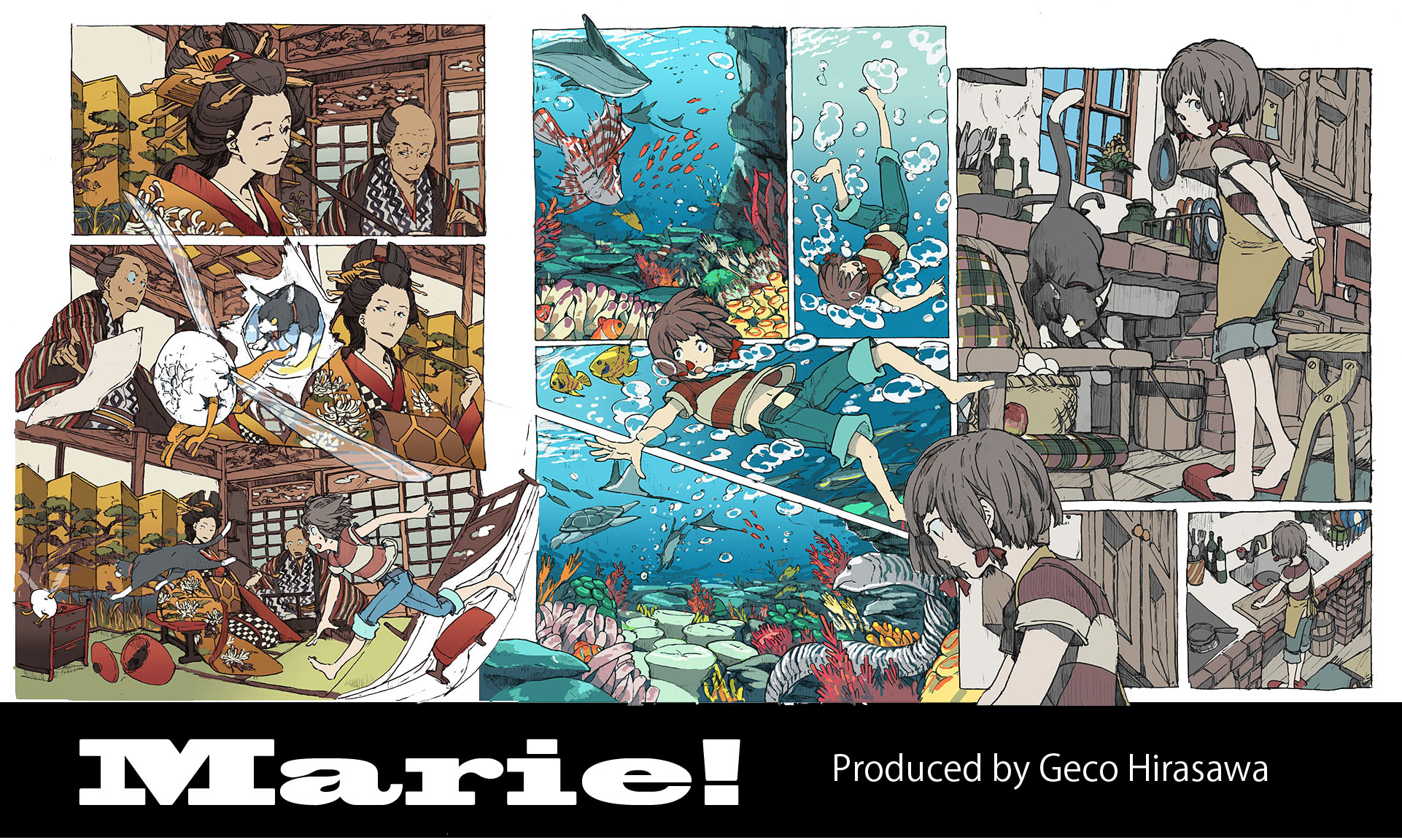 There's something about Marie by hira-geco
