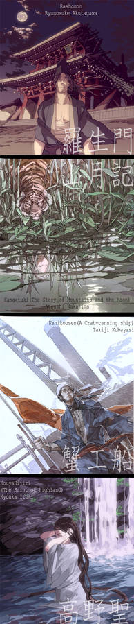 Perspectives of Japanese Modern Literature