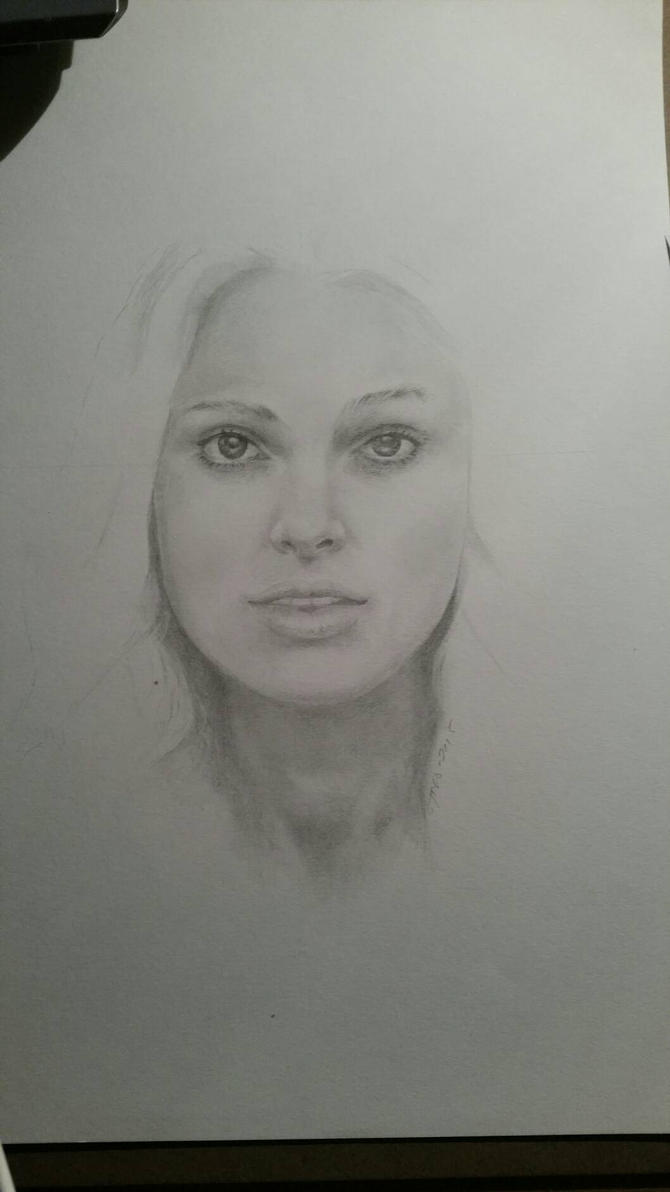 kiera knightley (work in progress) by visshet