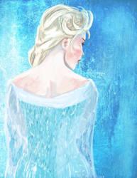 Snow Queen by CharlieNozaki