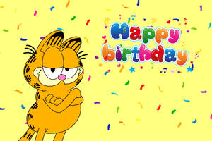 Happy 40th Birthday Garfield by amos19
