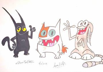 Catscratch by amos19