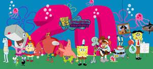 SpongeBob SquarePants' 20th Anniversary