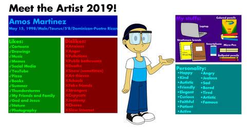 Meet the Artist (2019)
