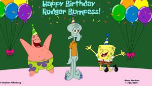 Happy Birthday Rodger Bumpass