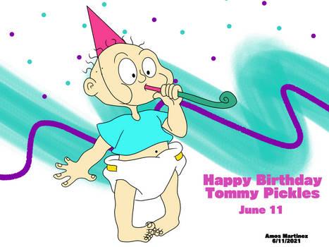 Happy Birthday Tommy Pickles (2021)