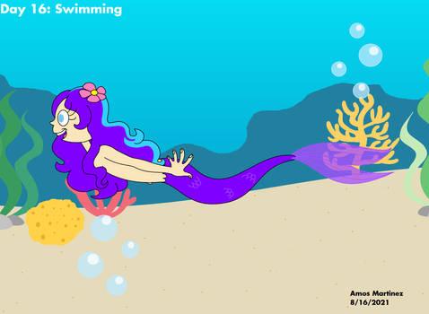 Day 16: Swimming