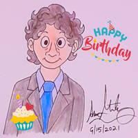 Happy Birthday Ben Schwartz (2021)