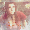 Aerith icon 1 by ShioneyeArt