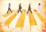the beatles abbey road texture
