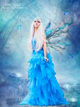 Blue Nymph