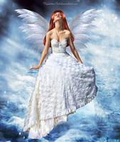 Angel of Light by CarmensArts