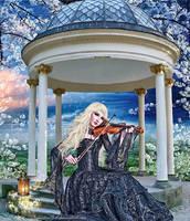 Sweet Melody by CarmensArts