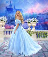 Princess dream by CarmensArts