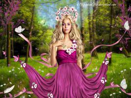Spring by CarmensArts