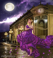Midnigth Dance by CarmensArts