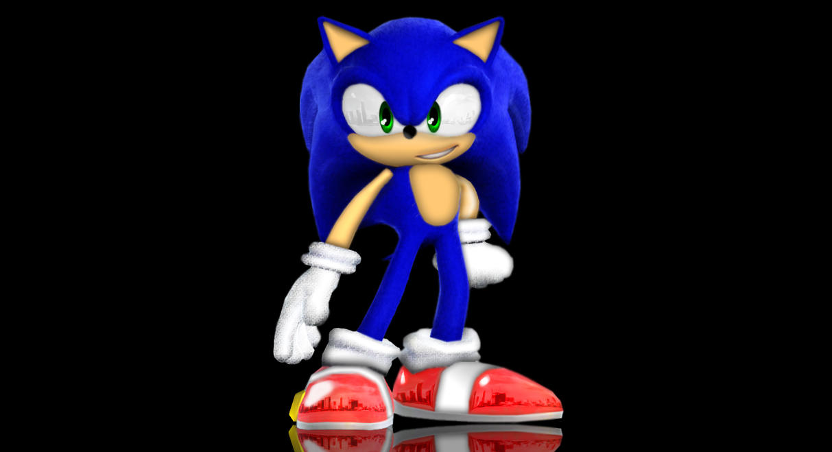 Image - SA2 Sonic CGI.PNG | Sonic News Network | Fandom powered by ...
