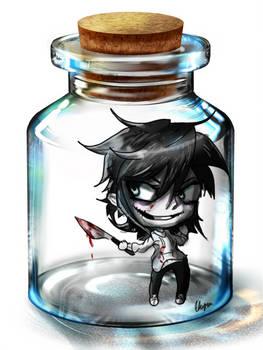 Jeff In A Bottle