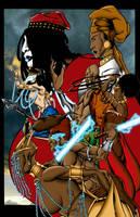 the orisha by afrosoulwarrior