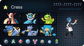 Cress's Team by ihavenoidea98