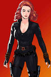 Black Widow Comission