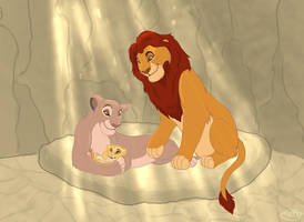 100th Lion King Picture by thetelltaleheart