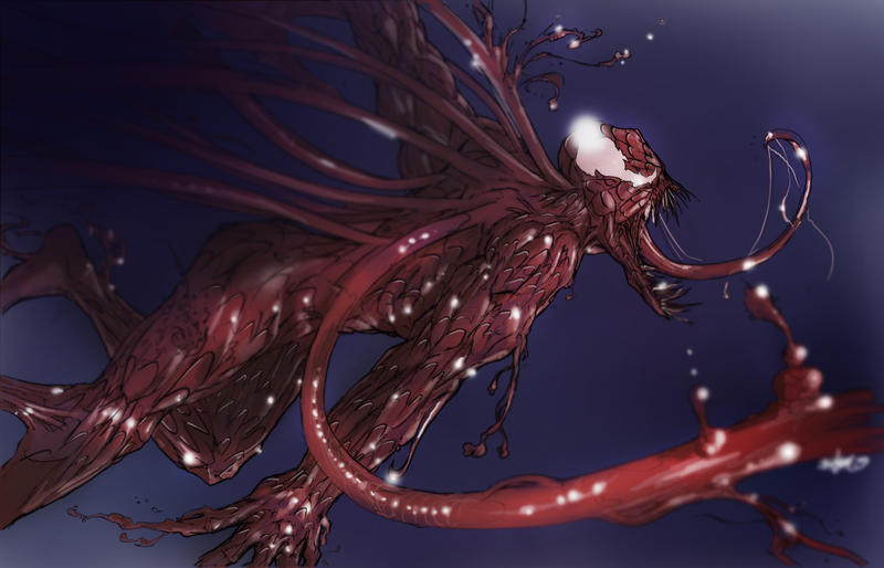maximum carnage by 5exer