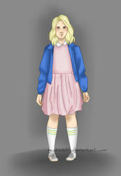 Stranger Things - Eleven by MadieDalily