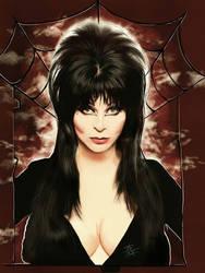 Elvira by thatstevenrice