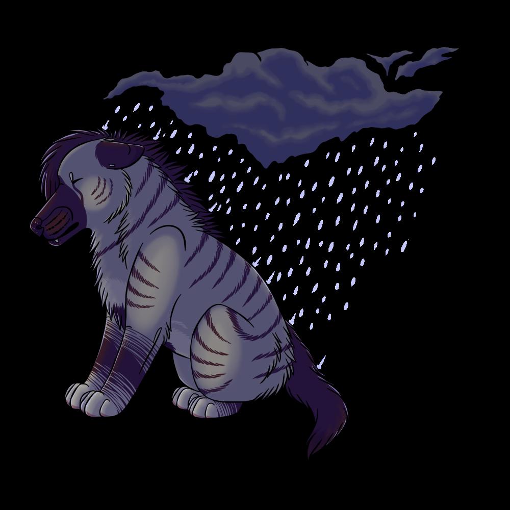 The Little Black Rain Cloud: Little Black Raincloud By PastellePirate On DeviantArt