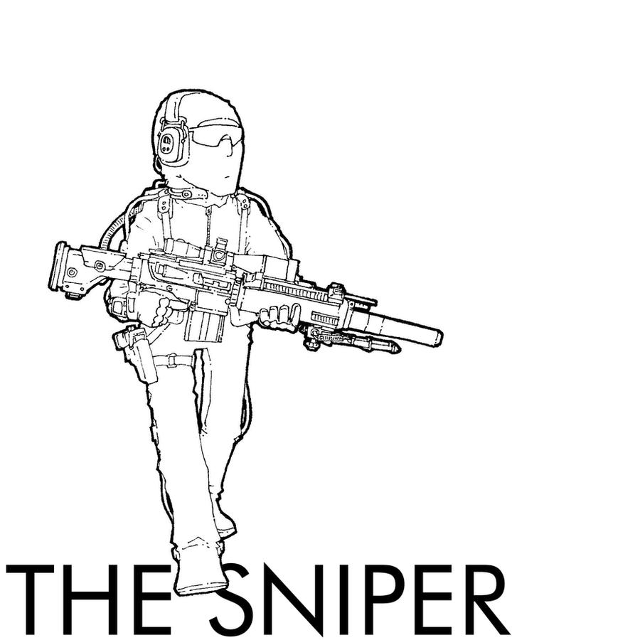 Sniper by SkipperLee