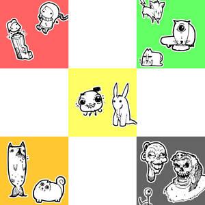 Doodle Puke 1