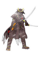 Art Trade 1: The Unknown Samurai