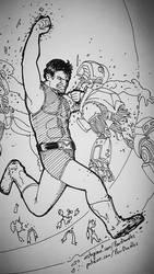 DSC: Magnus Robot Fighter