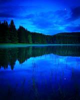 Reflections, Laird's Loch by Greg-McKinnon