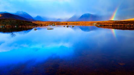 Lochan Na h-Achlaise by Greg-McKinnon