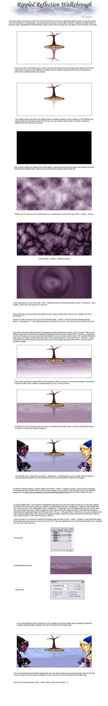 Rippled Reflection Walkthrough by ReaperXVIII