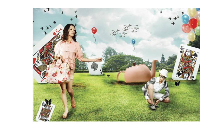 Holiday In Wonderland 01 by protogeny