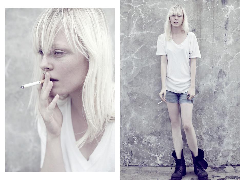 Fresh Face - Mona Blumtritt by protogeny