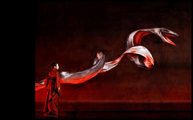 Dragon Geisha by protogeny